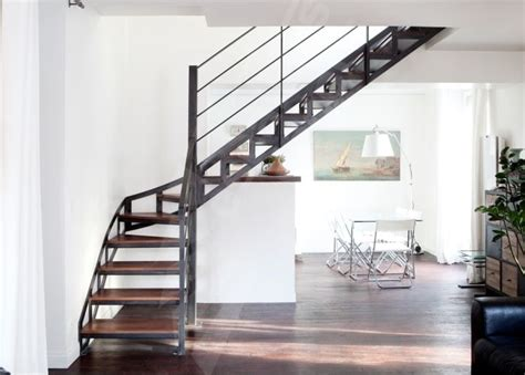 1000 images about escalier on steel corner fireplaces and staircase design