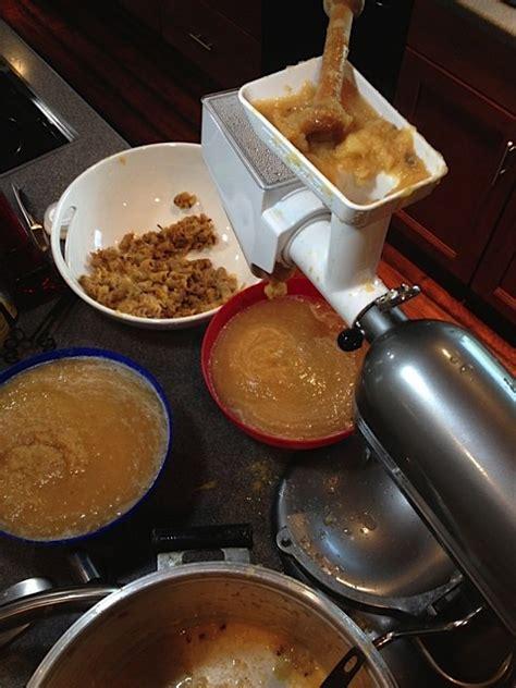 applesauce  kitchenaid attachments