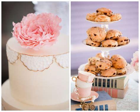 Pink Vintage Tea Party Bridal Shower By Chris & Kristen