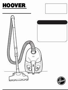 Hoover Vacuum Cleaner S1349 User Guide