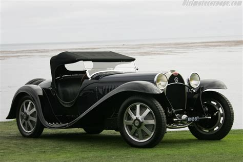 Bugatti Type 55 Roadster - Chassis: 55231 - 2010 Pebble ...