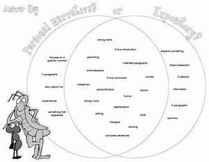 Venn Diagram For Expository Writing