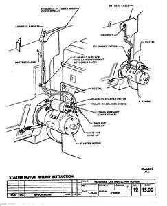 Fresh Ford Starter Solenoid Wiring Diagram