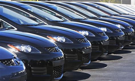 With Auto Sales Slumping, Car Dealerships Will Wheel And