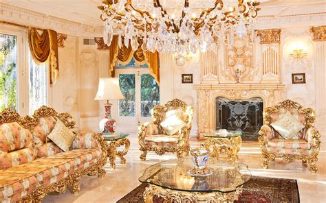 Formal Living Room Furniture Houston by Stunning French Chateau In Bel Air Idesignarch