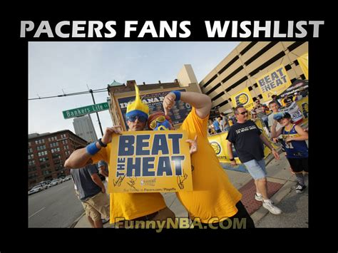 Pacers Meme - miami heat vs indiana pacers easter conference finals funny clips nba funny moments