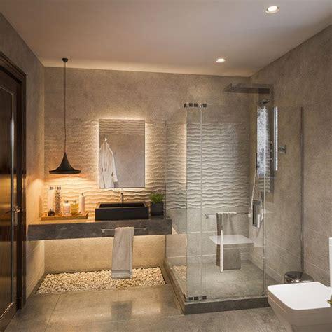 idee  arredare  bagno moderno  elementi