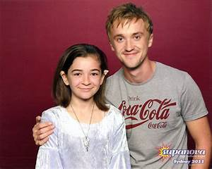 The gallery for --> Tom Felton And Siblings