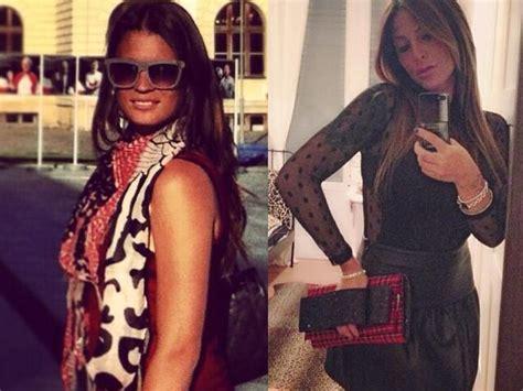 Guendalina Tavassi attacca e Carolina Marcialis risponde ...
