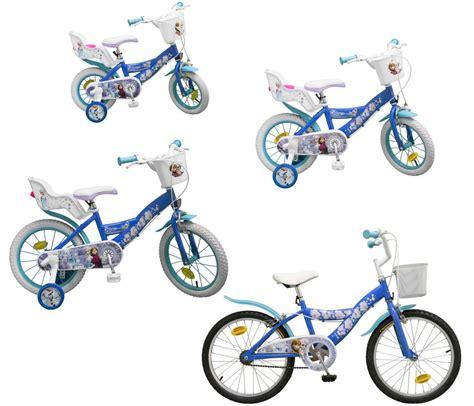 und elsa fahrrad kinderfahrrad disney frozen die eisk 246 nigin 12 14 16