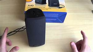 Creative A40 Review - Unboxing   Audio Test