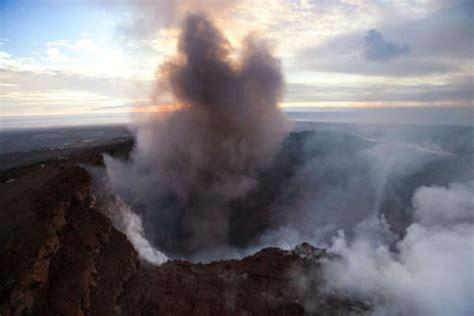 Valdivia, chile, 22 mei 1960 (9,5 magnitudo) Gempa Hawaii Memicu Erupsi Vulkanik ke-5; 2 Rumah Hancur ...