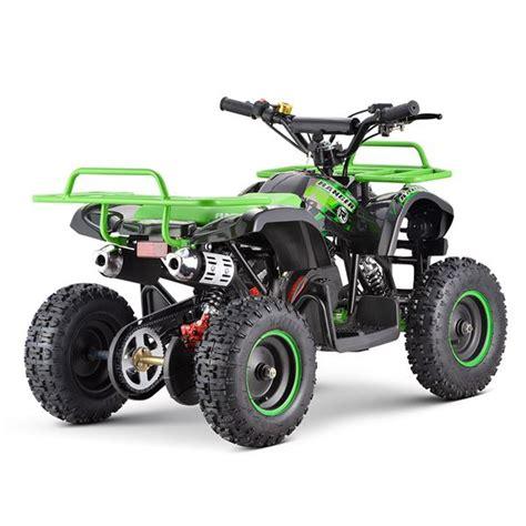 Aliexpress carries many atv 50cc kid quad related products, including west biking bicycle cushion , atv rubber , atv baby , 70cc quad , jingling quad. FunBikes Ranger 50cc Green Kids Petrol Mini Quad Bike