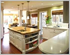 unique kitchen island shapes home design ideas - Kitchen Island Design