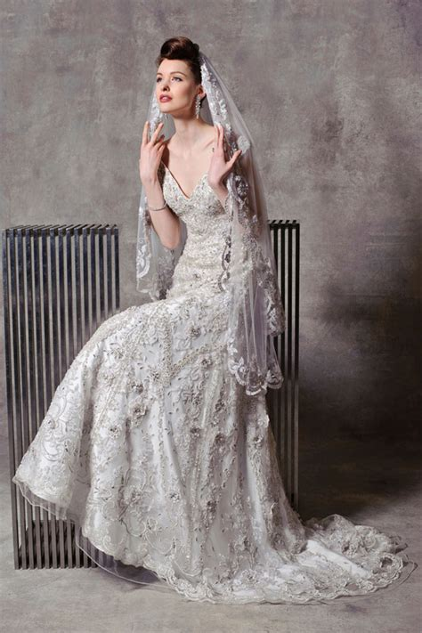 wedding dresses chicago stephan yearick 2013 bridal collection the fashionbrides