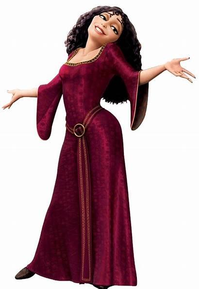 Disney Tangled Characters Wiki Fandom Transparent Gothel