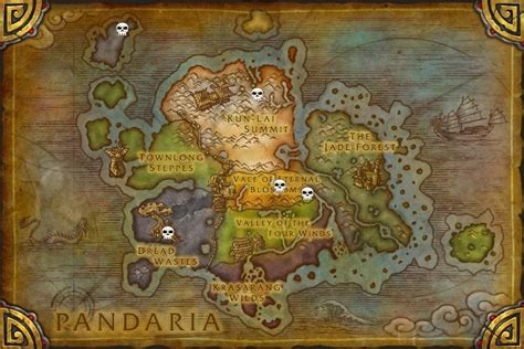 Siege Of Niuzao Temple Heroic Dungeon Guide Wod Of Warcraft Pandaria Raids On A Map Quiz By Moai