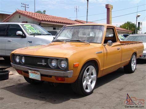 1975 Datsun Truck by 1975 Datsun 620 Series