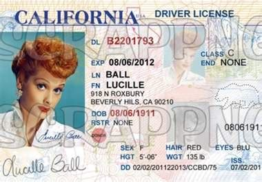 California Id Template Send You A Ca Drivers License Editable Psd File Fiverr
