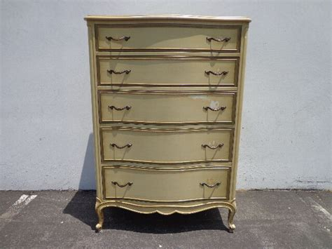 drexel touraine dresser french provincial chest