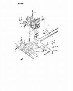 Suzuki Swift Carburetor Diagram