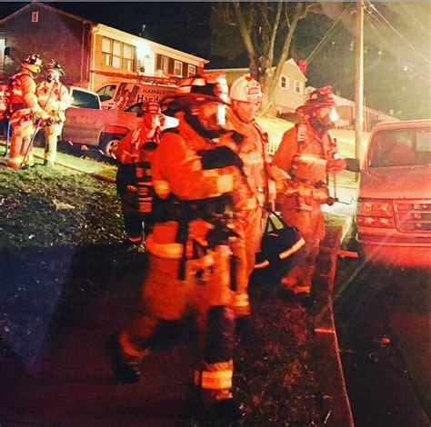 fire rips  woodbridge home
