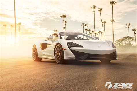 Mclaren 570s Modification by 570s On Hre P104 Tag Motorsports Mclaren