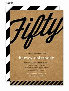 95 50th Birthday Party Invitations For Him Full Size Of