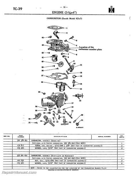 Farmall H Governor Diagram by Farmall H Governor Diagram Wiring Diagram