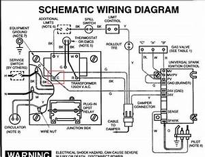 Bryant Gas Boiler Wiring Diagram