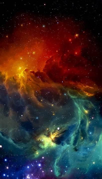Nebula Iphone Wallpapers Amoled Screen