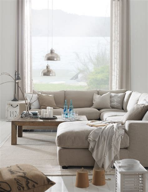 Beige Sectional Living Room Ideas by Beige Woonkamer Interieur Insider