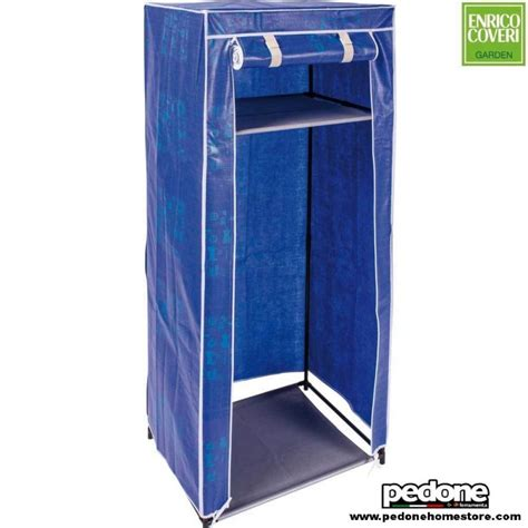 armadio guardaroba offerte armadio salvaspazio guardaroba in tessuto tnt 61x46x148cm