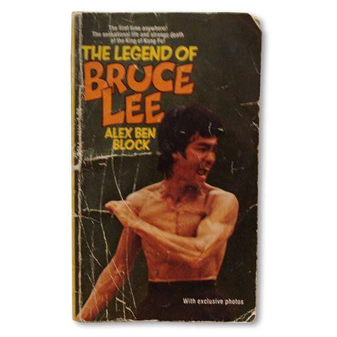The Legend Of Bruce Lee By Alex Ben Block, Collectible Bruce Lee Book  Bruce Lee Memorabilia
