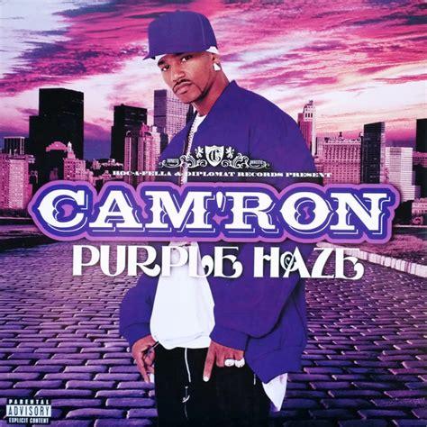 camron purple haze  purple vinyl discogs