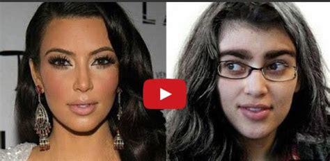#KimKardashian Before & After   Celebrity plastic surgery ...