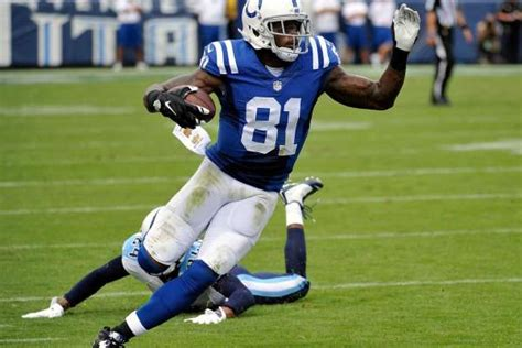 Andre Johnson cut after one year by Indianapolis Colts ...