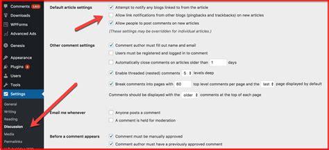 Delete All Trackbacks On Wordpress Blog & Disable Self Pings