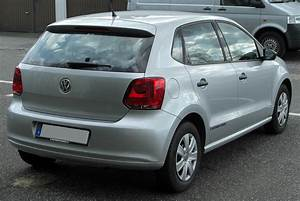 Polo V : file vw polo v rear wikimedia commons ~ Gottalentnigeria.com Avis de Voitures