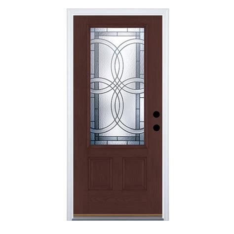 entry doors lowes fiberglass exterior doors lowes home design mannahatta us
