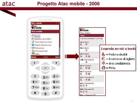 percorso atac mobile marco cagnoli il caso atac mobile