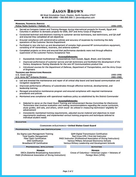 Exle Of A Well Written Cv by Cool Well Written Csr Resume To Get Applied Soon Resume