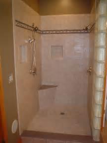 Walk Shower Lowes Image