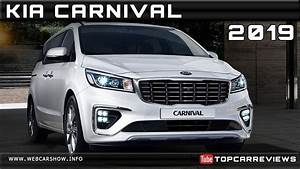 2019 Kia Carnival Review Rendered Price Specs Release Date