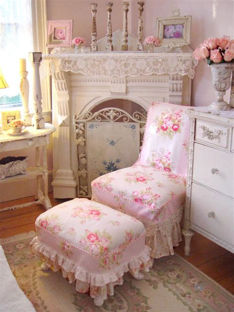 shabby and chic lovely and sweet shabby chic fabrics interior design styles and color schemes for home