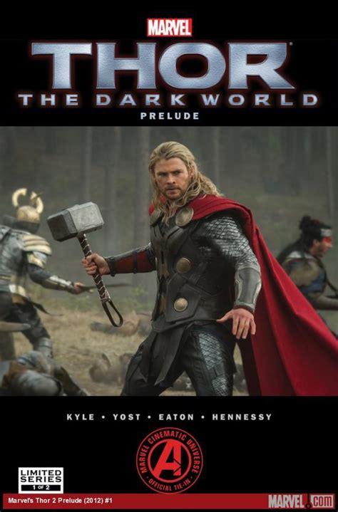 Thor: The Dark World Prelude   Marvel Cinematic Universe ...