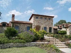 Architecture : Beautiful Design Of The Italian Farmhouse