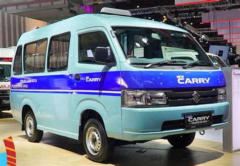 Review Suzuki Carry 1 5 Real by 2019 Suzuki Carry Debuts With 1 5l Petrol Engine In New