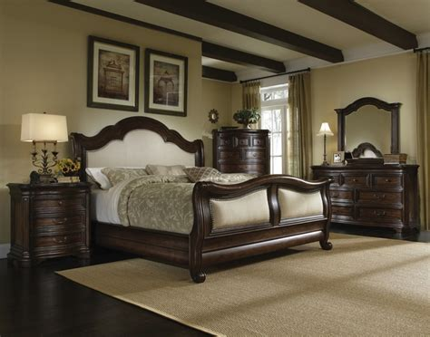 Coronado Colonial Spanish Style Bedroom Furniture Set 172000