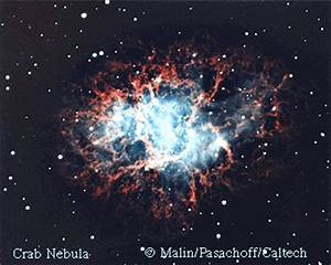 APOD: November 22, 1995 - M1: The Exploding Crab Nebula